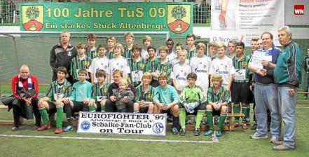Eintrittskarten für die Jugend des TuS Altenberge