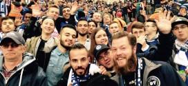 Emotionen mit Gästen gegen Hertha
