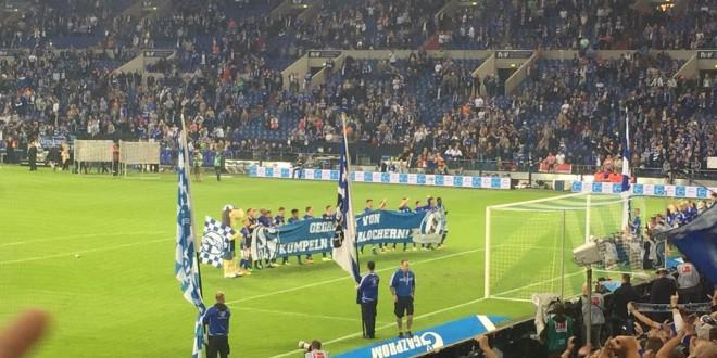Geglückter Saisonstart – angrillen  mit Auftaktsieg gegen Rasen Ball Leipzig