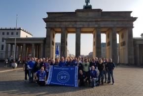 Jahresfahrt Berlin bei strahlendem Wetter und Auswärtssieg